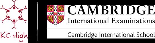 KC High IGCSE Cambridge International School Chennai