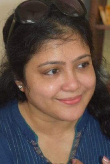 Sangita Chakraborthy Teacher KC High IGCSE and IB International School Navallur OMR