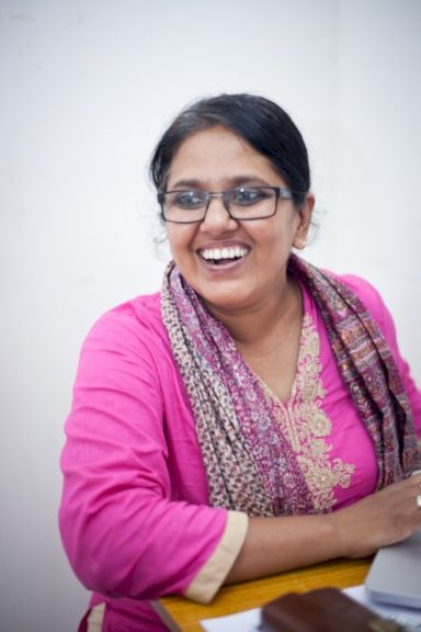 Charmaine High School Coordinator at KC High Kotturupuram Chennai IGCSE School