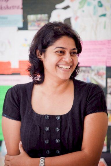 Lakshmi D Pre-Primary School Coordinator at KC High Kotturupuram Chennai IGCSE School
