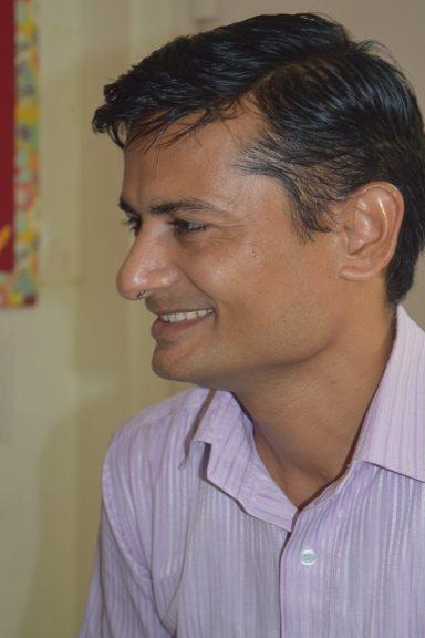 KC High IGCSE Cambridge International School in Chennai IB Candidate School - Ram Nautiyal Hindi Language Teacher