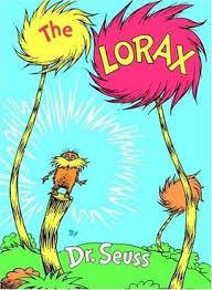 Dr. Seuss Book Cover