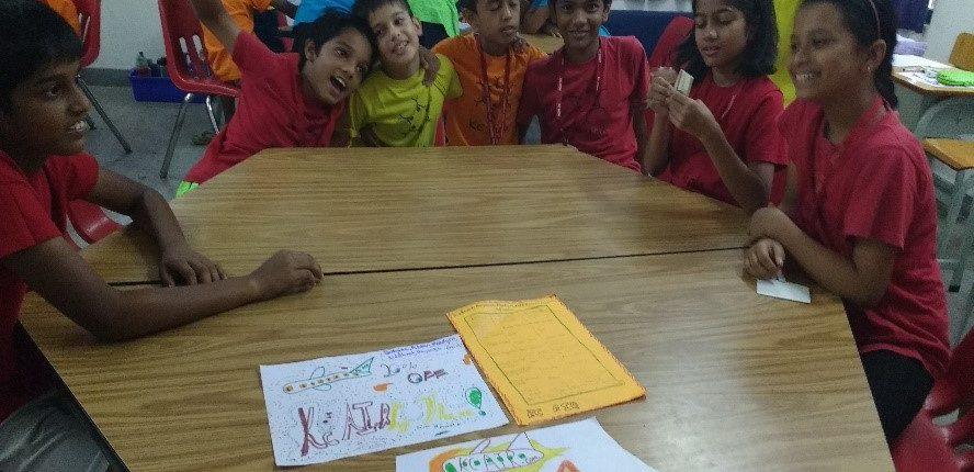 Cross-Grade Interaction Between Grade 4 and 5 - 3