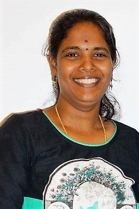 KC High Pre-Primary Teacher Bhavani Pradeep