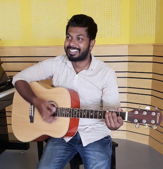 Paul Music Teacher KC High IGCSE and IB International School Navallur OMR