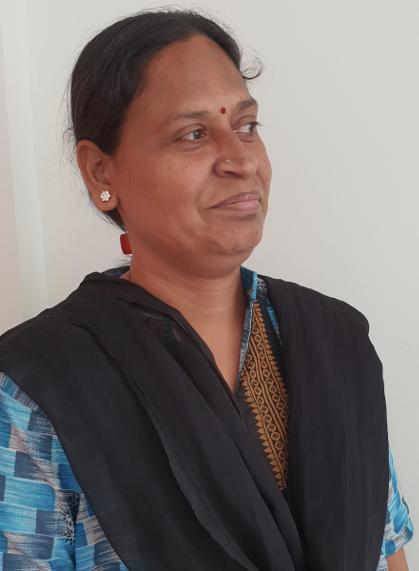 Srividya Tamil Teacher KC High IGCSE and IB International School Navallur OMR