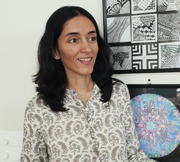 Aditi Manavala Art & Design Teacher
