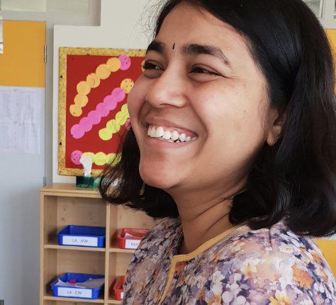 Amrutha Sasidhar Grade 2 Homeroom Teacher