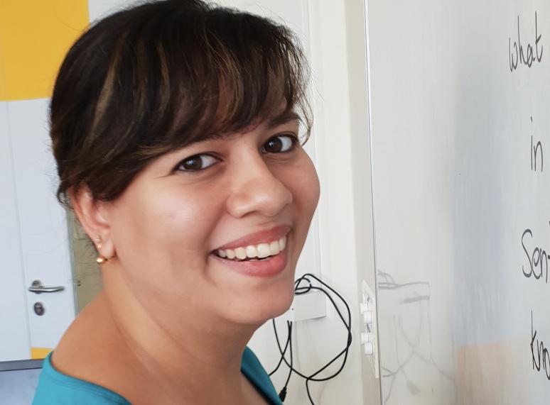 Christal Rebeka Kleinman Grade 5 Homeroom Teacher