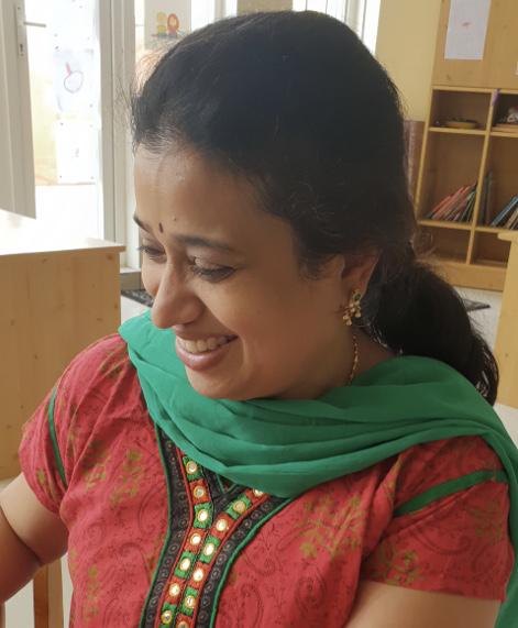Kamakshi Pre-Primary Lead Teacher