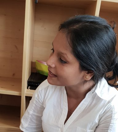 Meenakshi Nautiyal Pre-Primary Teacher
