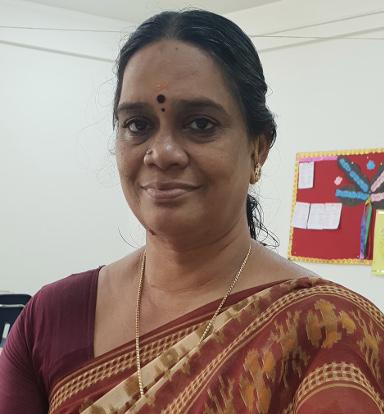 Rajakumari Tamil Language Teacher