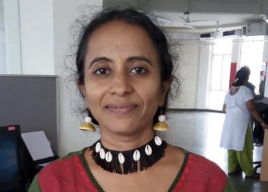 Roopa Narayan Physics Teacher