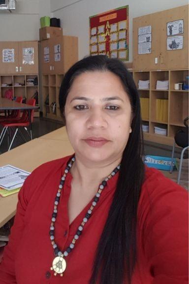 Sonia Pudota - Teacher at KC High International School