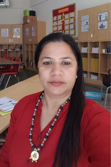 Sonia Pudota - Teacher at KC High International School