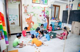 KC Kids Central Pre-Prep Ranjith Road Kotturupuram Chennai