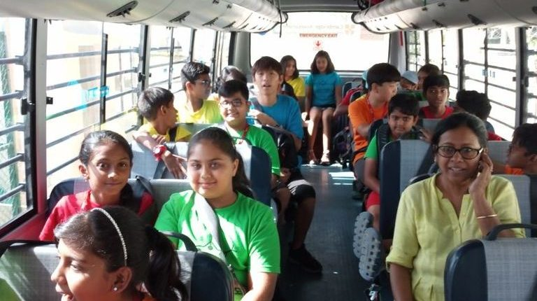 KC High IGCSE and IB International School Navalur OMR Chennai Grade 7 Field Trip Dakshina Chitra