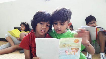 KC High International School Navalur OMR Chennai - Group Study