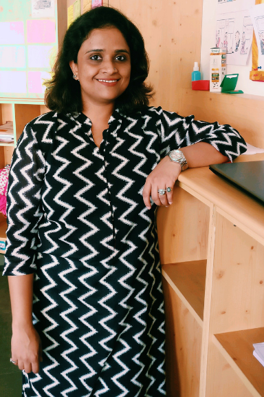 Megha Goel - Primary Grade 1 Teacher