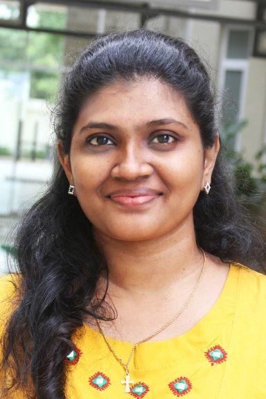 Gladia - Primary Teacher at KC High International School Navalur OMR Chenna