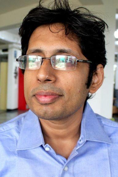 Rishi Jayaram - Math Teacher at KC High International School Navalur OMR Chennai