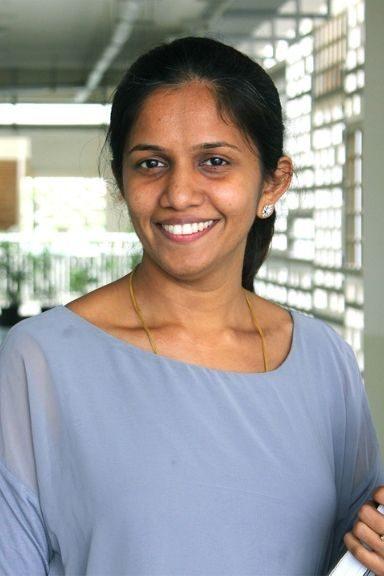 Sangeetha Rajendran - Business Studies Teacher at KC High International School Navalur OMR Chennai