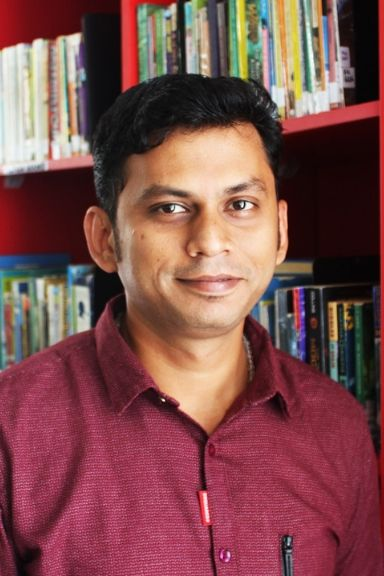 Yogesh Jadhav - Technology Coordinator at KC High International School Navalur OMR Chennai