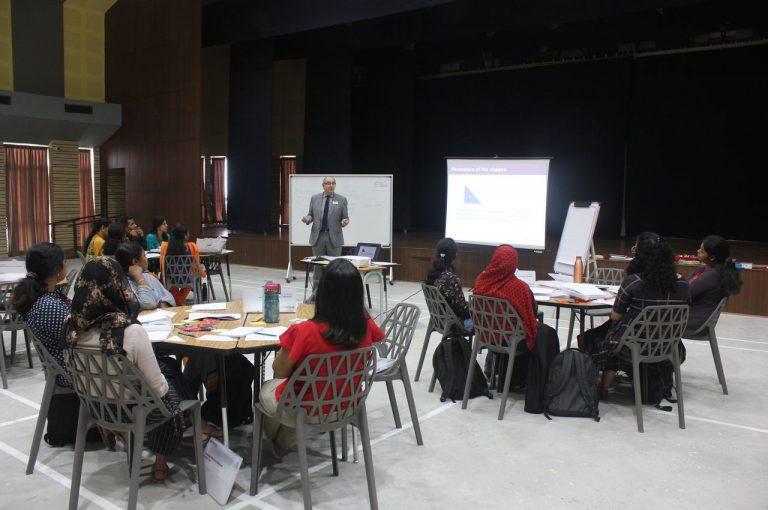 KC High International School Navalur OMR Chennai Cambridge International Workshop 2019