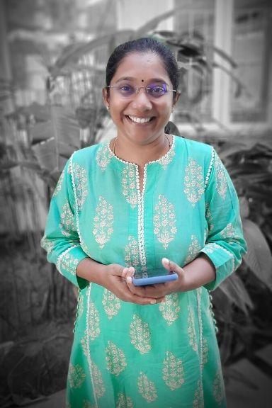 Latha Vairavan - Events & Parent Relations Coordinator